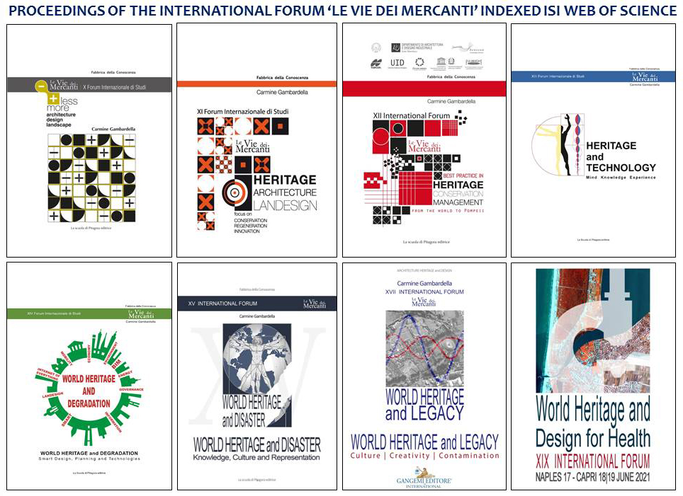 Indicizzazione ISI WEB OF SCIENCE_Proceeding dei Forum Internazionali 'Le Vie dei Mercanti'