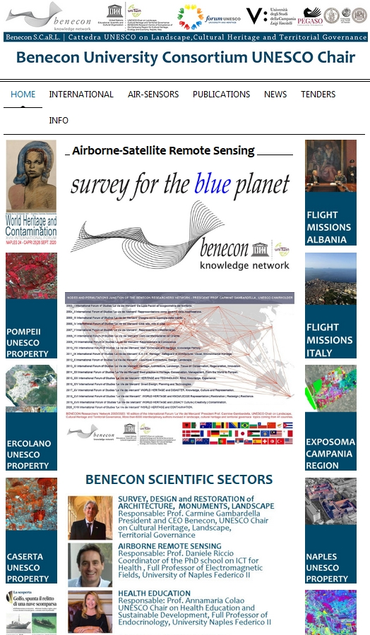 homepage benecon